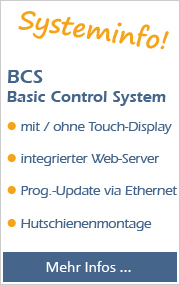 Systeminfo BCS