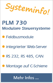 Systeminfo PLM 730