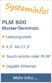 Systeminfo PLM 800