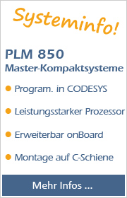 Systeminfo PLM 850